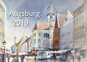 Kalender Augsburg 2019